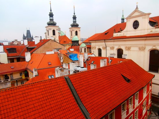 Royal Road : вид с балкона