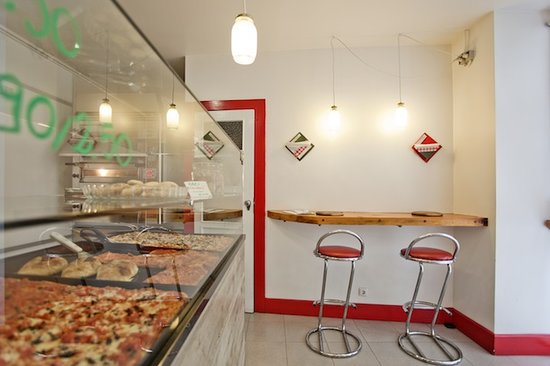 Primo Basilico : A little of our pizzas