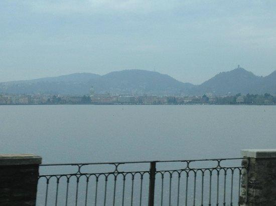 Hotel Milano : lago di lugano