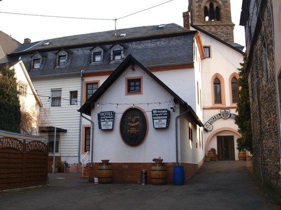 Kamp-Bornhofen, Germany: Oustide