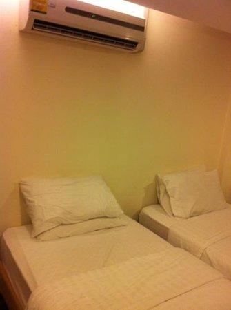 난트라 수쿰윗 39 호텔: 트윈