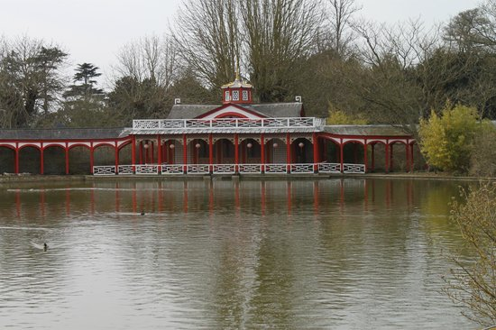 Woburn Abbey and Gardens : The Chinese Dairy