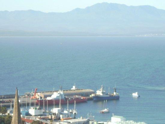 บาร์-ที-นิค เกสต์เฮ้าส์: Ocean view