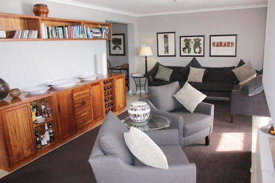 Cliff Lodge: gemütliches Wohnzimmer