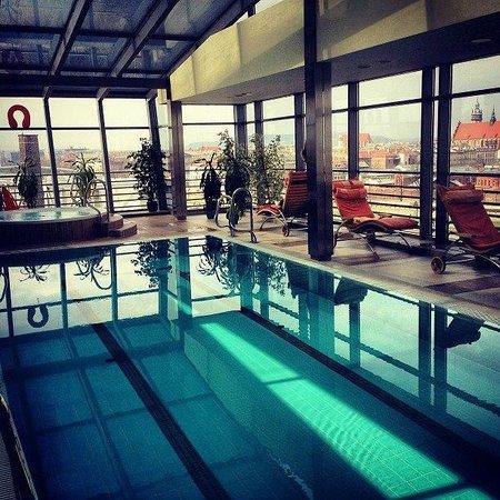 Qubus Hotel Krakow: pool