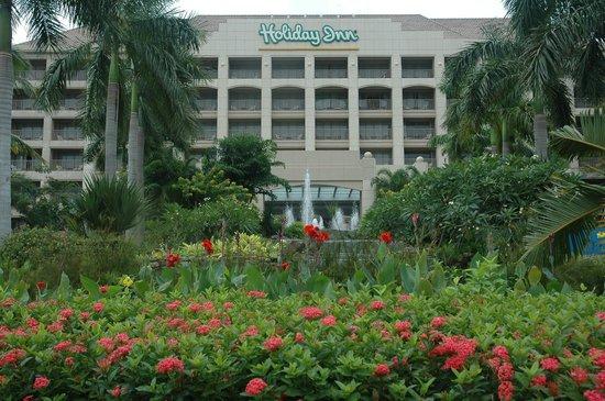 Tianlan Holiday Inn Sanya Dadonghai : Mycket fint läge