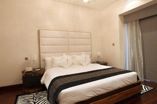 سيتي بريميير للشقق الفندقية: Bedroom