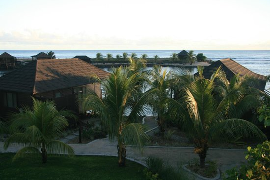 Aga Reef Resort: View from rooms 13/14