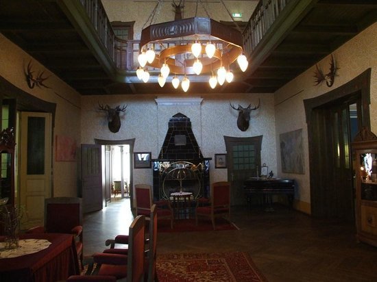 Villa Ammende : Reception