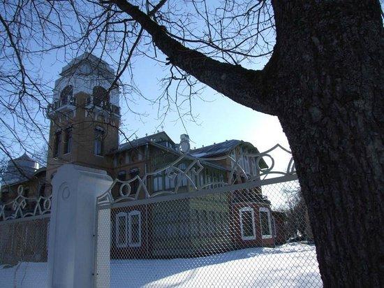 Villa Ammende : External View