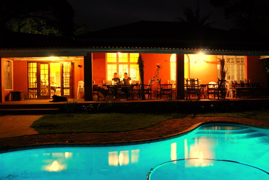 Kuboboyi River Lodge: Ku-Boboyi River Lodge