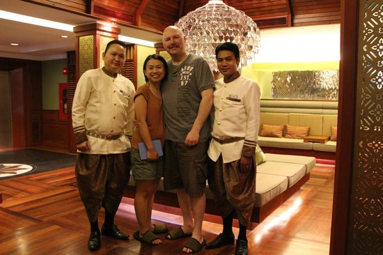 The Privilege Floor by BOREI ANGKOR: Staff