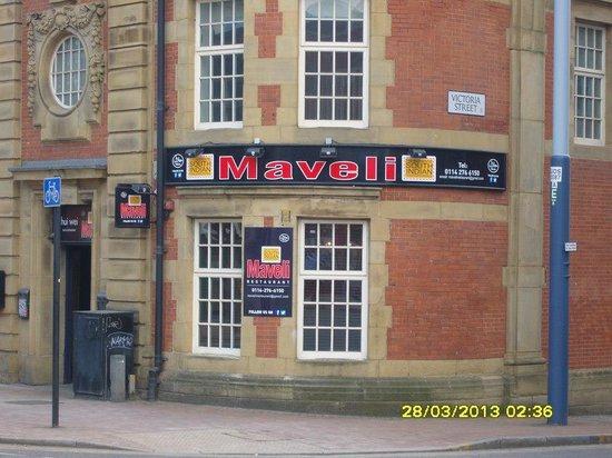 Maveli Restaurant Sheffield