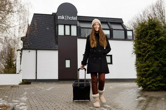 mk hotel Eschborn: Außenansicht