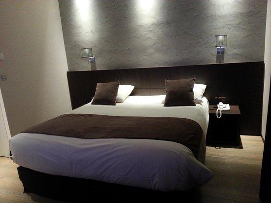 Hotel de Diane : chambre