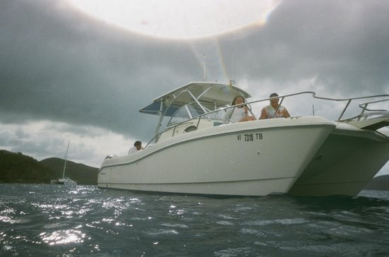Copeland Boat Charters: Kevin's Boat