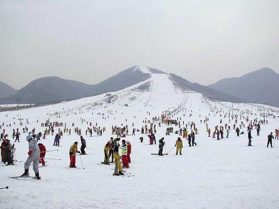 Pinggu Ski Area Foto