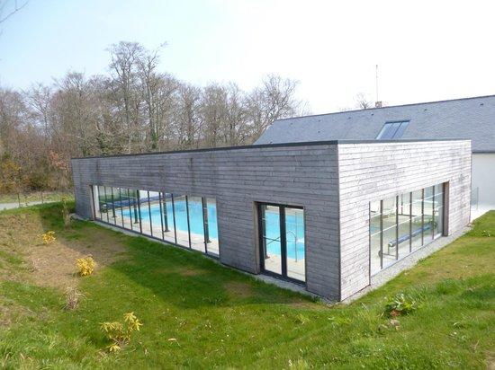 Lagrange Vacances- Domaine Val Queven: piscine