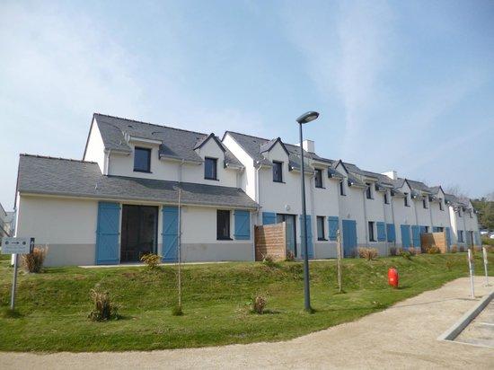 Lagrange Vacances- Domaine Val Queven: maisons