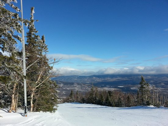 Sugarloaf Mountain Hotel: Bluebird day at the 'Loaf!