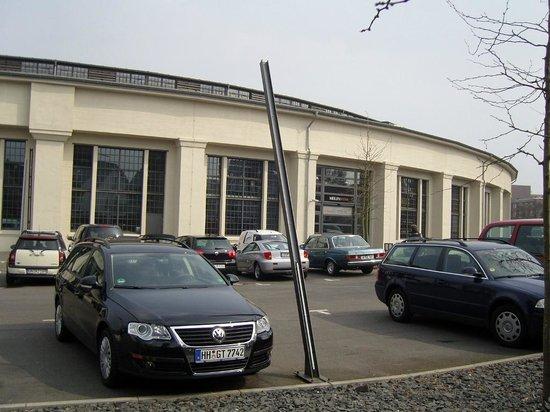 Classic Remise Dusseldorf: Außenansicht