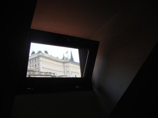 At the Golden Horseshoe - U Zlate Podkovy: View :)