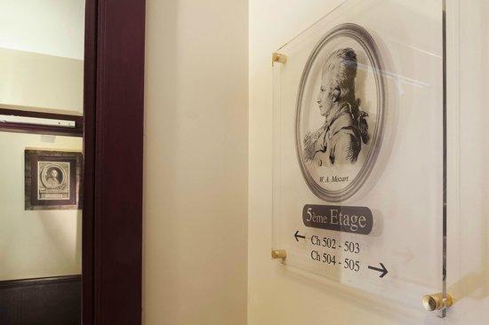 Hotel gramont opera paris france voir les tarifs 120 for Hotel bas prix paris