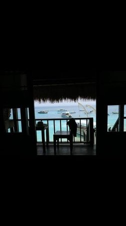 Hai Tide Beach Resort: stunning view from our room