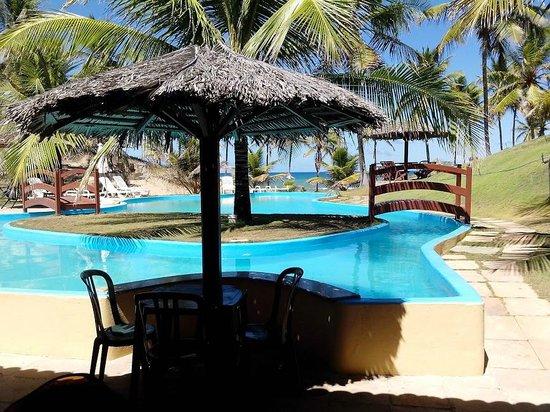 Hotel Coco Beach Piscina