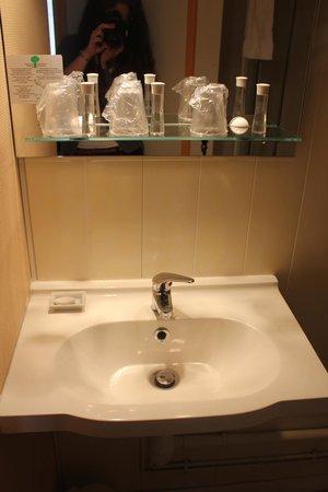 Art Hotel Tendance : Salle de bain