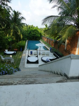 Tamarind Hill by Asia Leisure: pool area