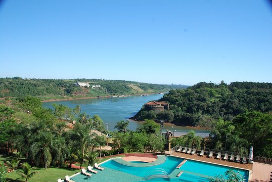 Amerian Portal del Iguazu: incontro Parana ed Iguazu