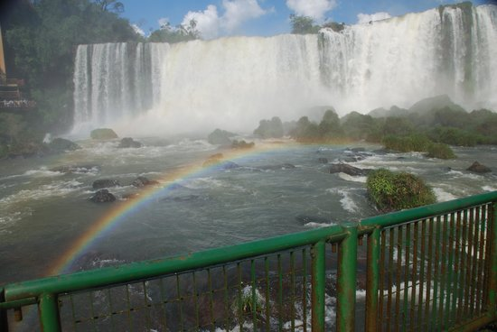 Amerian Portal del Iguazu: Cascate dell'Iguazu