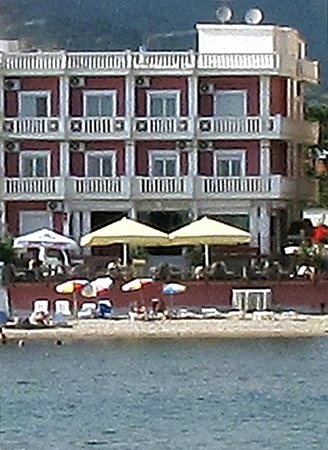 Samaras Beach Hotel: Το Ξενοδοχείο
