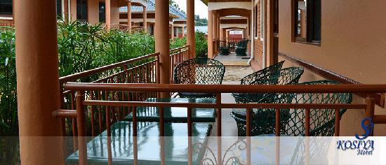 Kosiya Services Apartments & Hotel