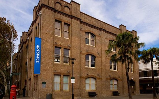 Photo of Museum Artspace Sydney at 43 - 51 Cowper Wharf Road, Sydney, Ne 2011, Australia