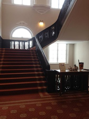 Atlantic Grand Hotel Travemuende : Scale