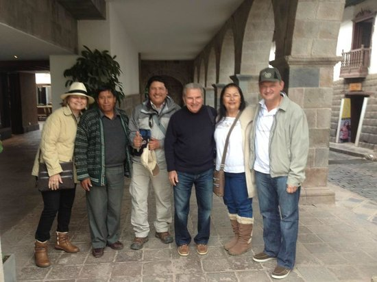 Private Tours Peru: To treasure forever with David and Victor