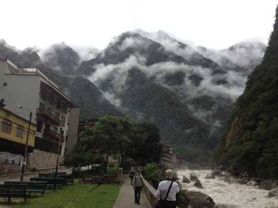 Private Tours Peru: Bird Watching 2nd Day at Aguas Calientes