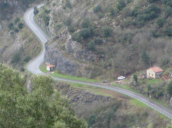 Ruta'l Quesu y la Sidra: vistas de la ruta