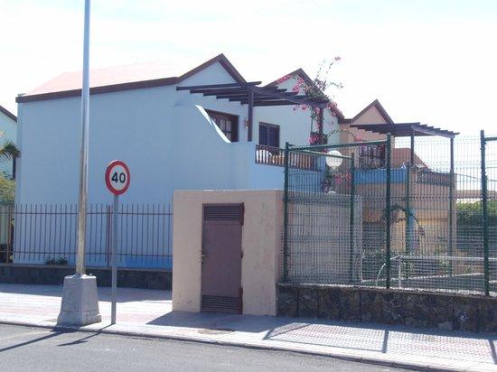 Club Vista Serena: terras met ruim uitzicht