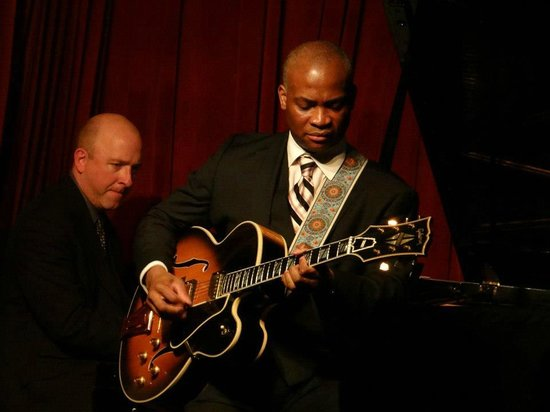 Smoke: Russell Malone Quartet featuring Richard Germanson, Gerald Cannon & Willie Jones III
