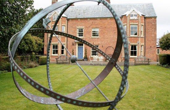 Knapwell Wood Farm : Main house