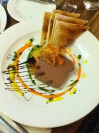 The White Swan: Pate