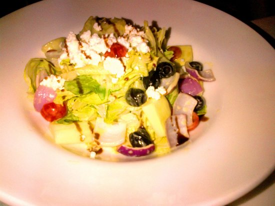 Smoke House Deli : The Greek feta Salad - nicely done