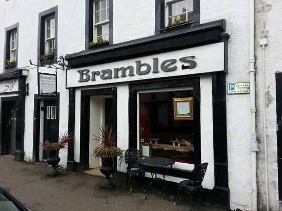 Brambles Coffee Shop Inveraray