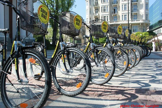 Sofia Bike Rental