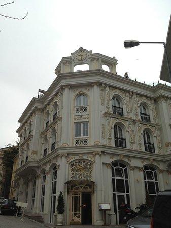 Albatros Premier Hotel: Hotel