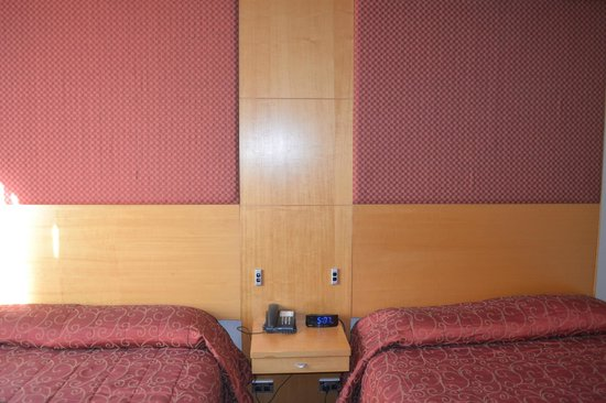 Millennium Hotel Rotorua: letti