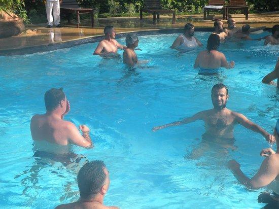 Sonesta Inns: Fun Time in the Pool